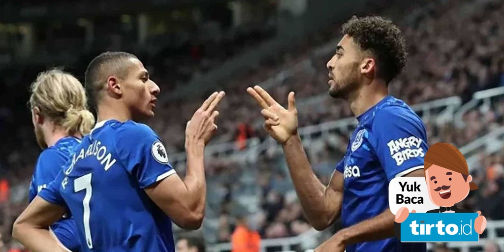 Everton Vs Manchester United Prediksi Skor H2h Live Streaming Tirto Id