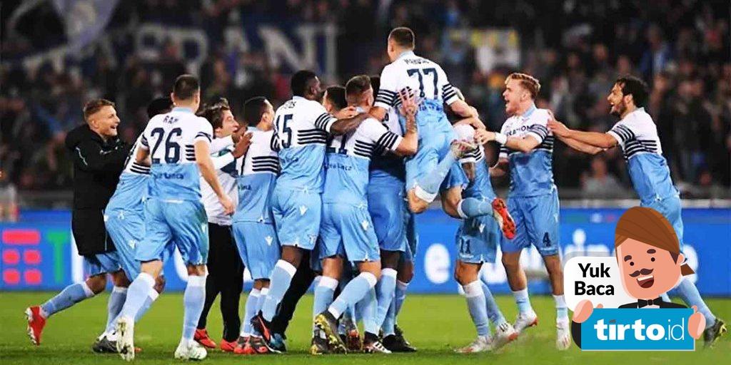 Prediksi Lazio Vs Dortmund Skor H2h Live Streaming Ucl Malam Ini Tirto Id