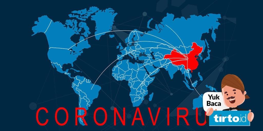 Update Corona Indonesia 30 April 2020 Data Covid 19 Dunia Terkini Tirto Id
