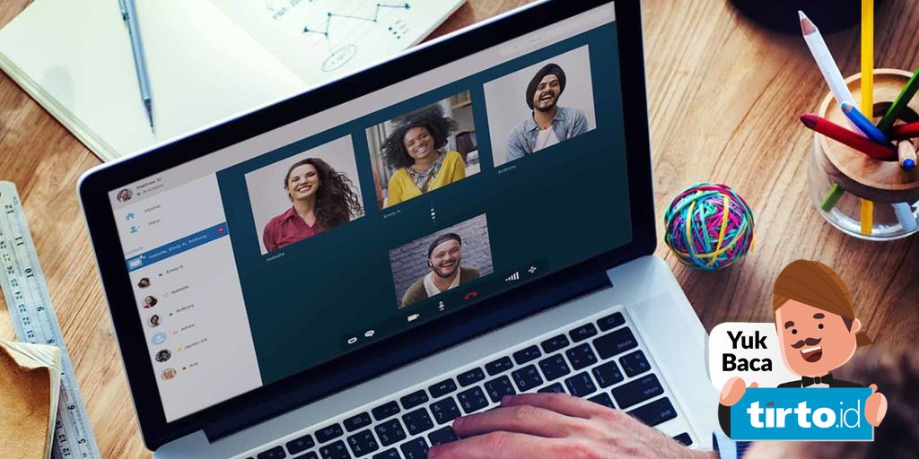 Tips Pakai Google Meet Untuk Work From Home Karena Corona Covid 19 Tirto Id