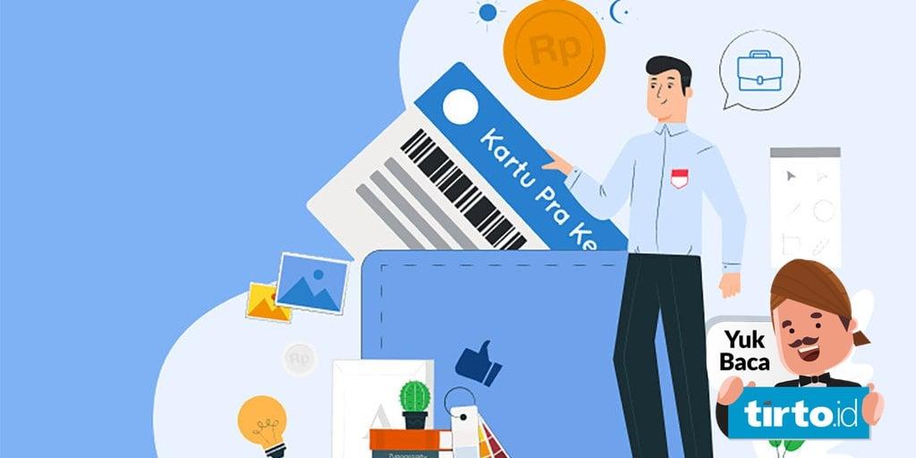 Daftar Pelatihan Online Untuk Program Kartu Pra Kerja 2020 Tirto Id
