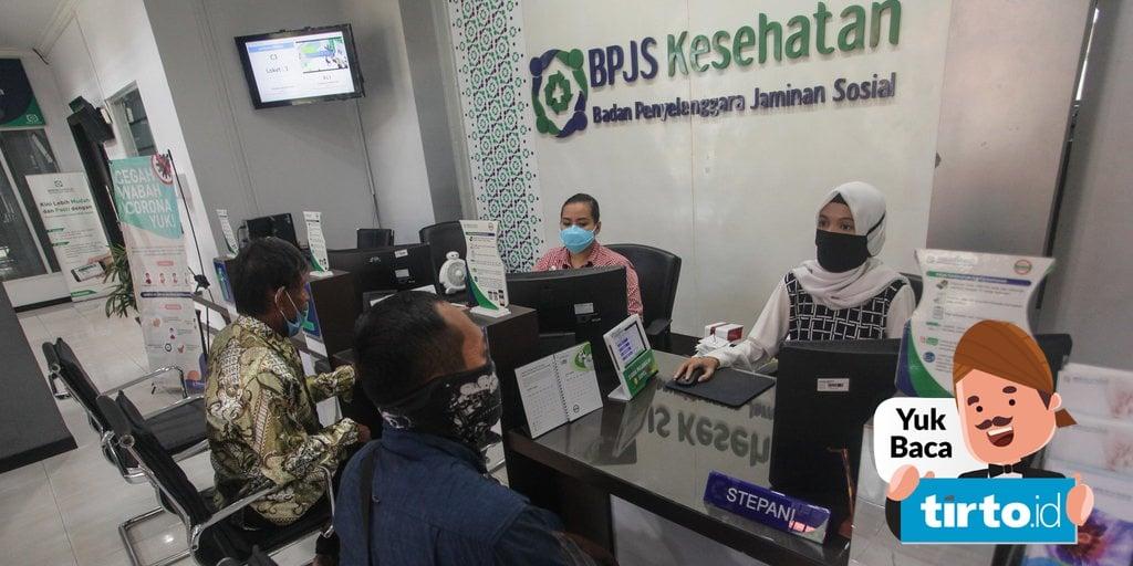 Daftar Iuran Bpjs Kesehatan Terbaru Yang Berlaku Mulai 1 Juli 2020 Tirto Id