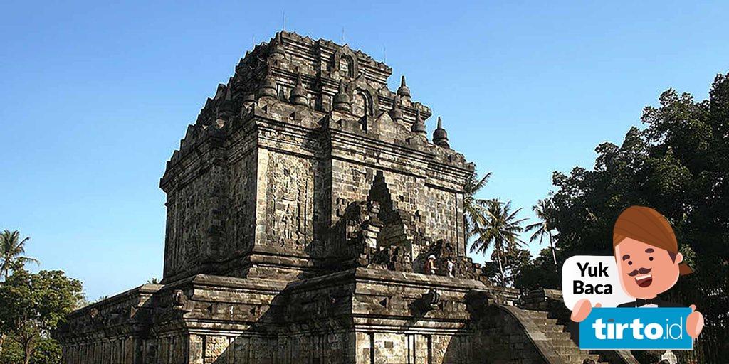 Candi Mendut Sejarah Arsitektur Peninggalan Bercorak Buddha Tirto Id